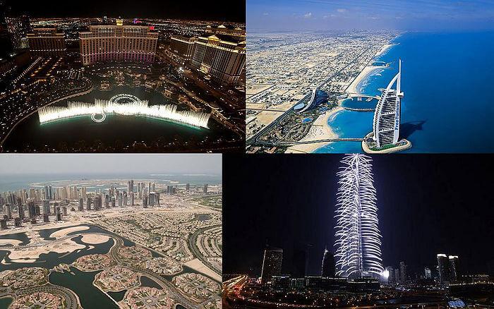 Цікаві факти про Об'єднані Арабські Емірати (ОАЕ)