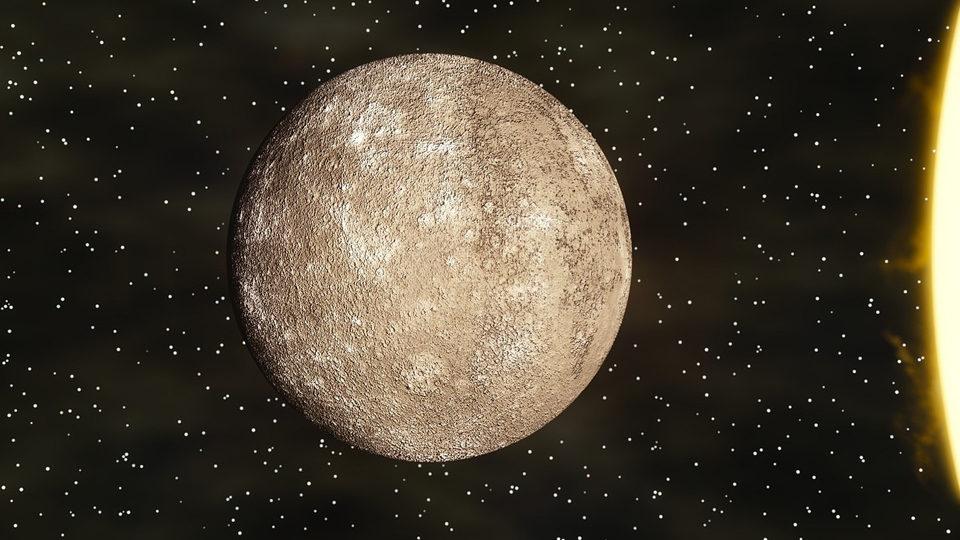 Факти про Меркурій