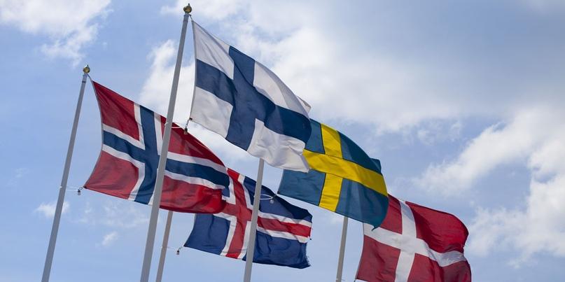 Цікаві факти про Скандинавські країни