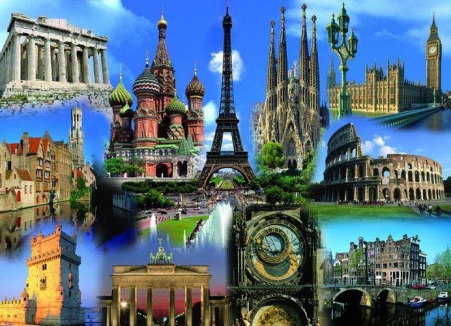 Цікаві факти про Європу