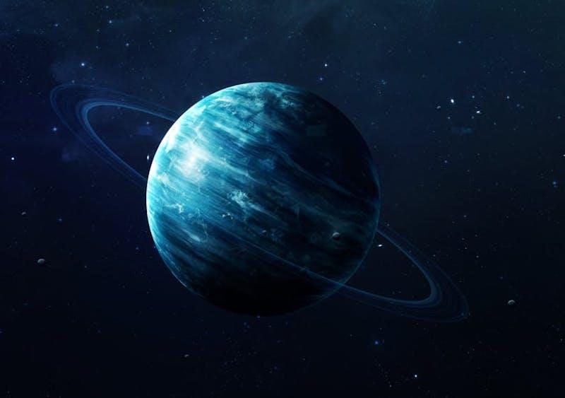 Планета Уран. Цікаві факти