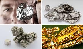 Цікаві факти про метали