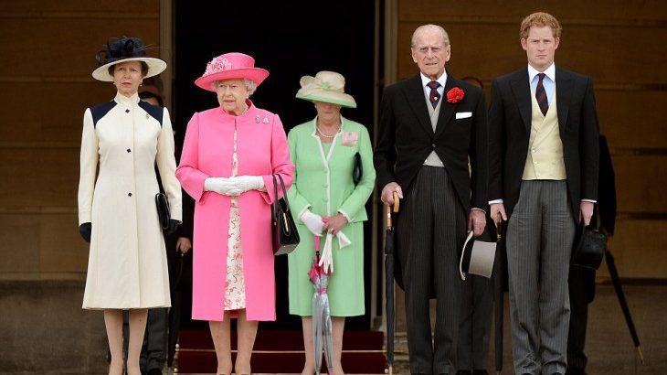 Цікаві факти про королівську сім'ю Великобританії