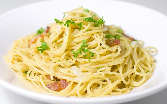 Як смачно приготувати спагетті
