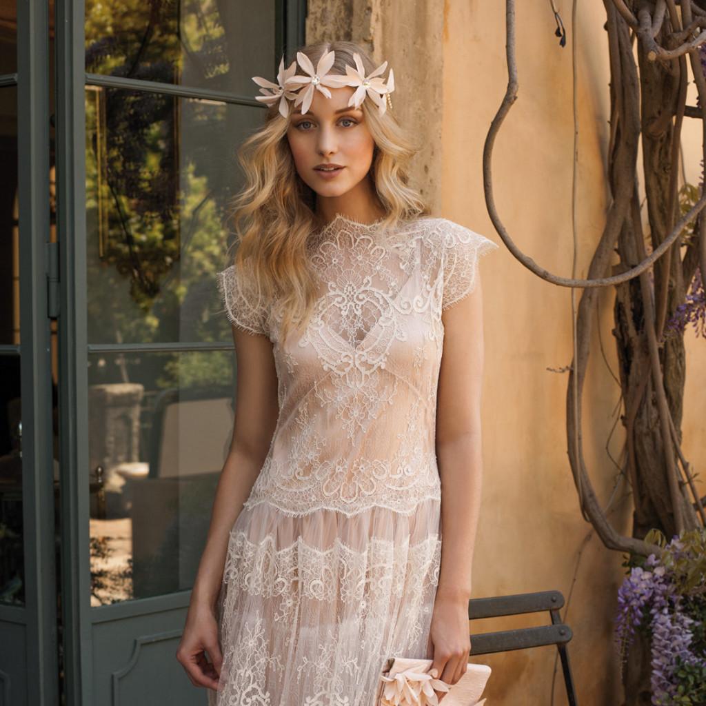 Весільня сукня Рустик