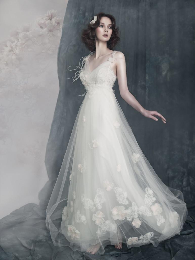 Як підібрати весільну сукню по фігурі