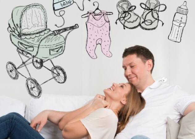 Перший тиждень вагітності