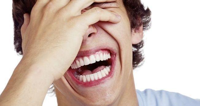 Цікаві факти про сміх