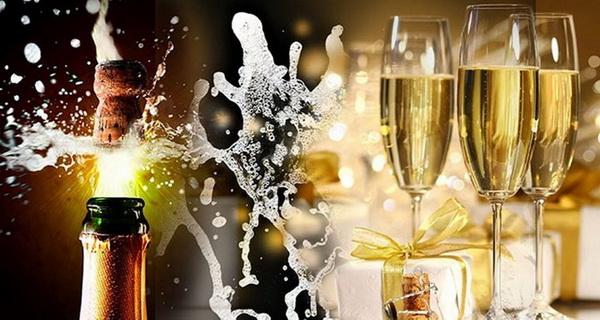 Цікаві факти про шампанське