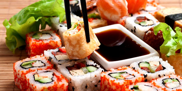 Цікаві факти про суші