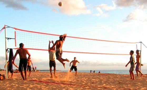 Цікаві факти про волейбол