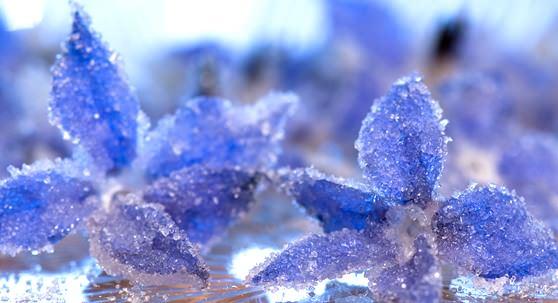 Цікаві факти про кристали