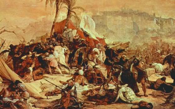 Цікаві факти про хрестові походи