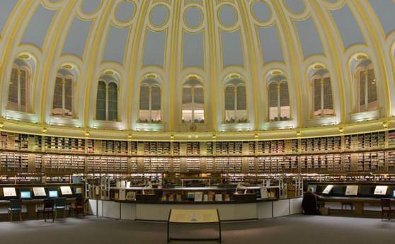 Цікаві факти про бібліотеки