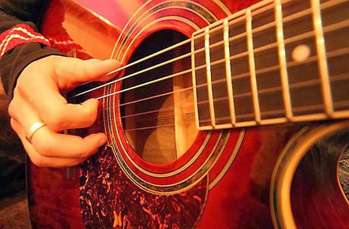 Цікаві факти про гітару
