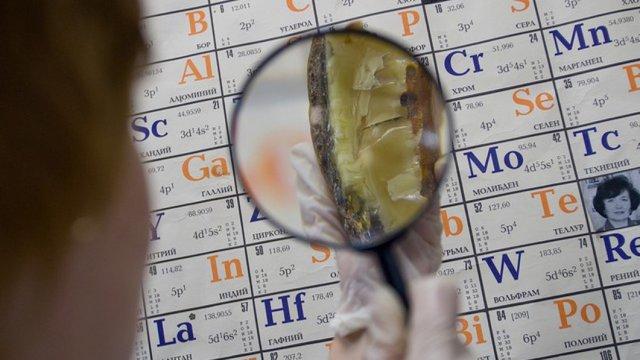 Цікаві факти про хімічні елементи