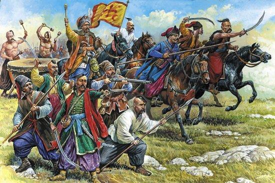 Цікаві факти про козаків