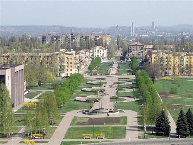 Київ - найбільше місто України