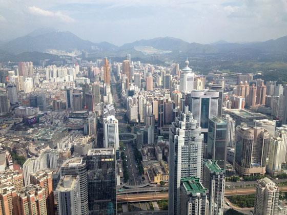 Чунцин - найбільше за площею у світі місто