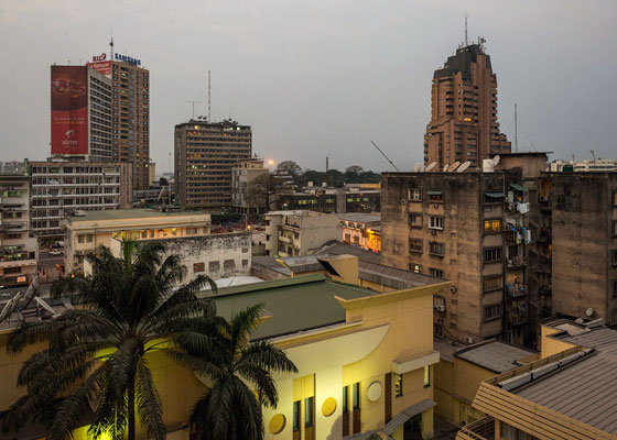 Кіншаса - найбільше місто в Африці