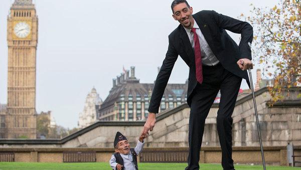 Топ 10 Найвищі люди світу