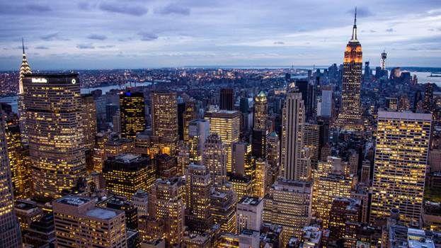 Найбільш великі за площею міста у світі