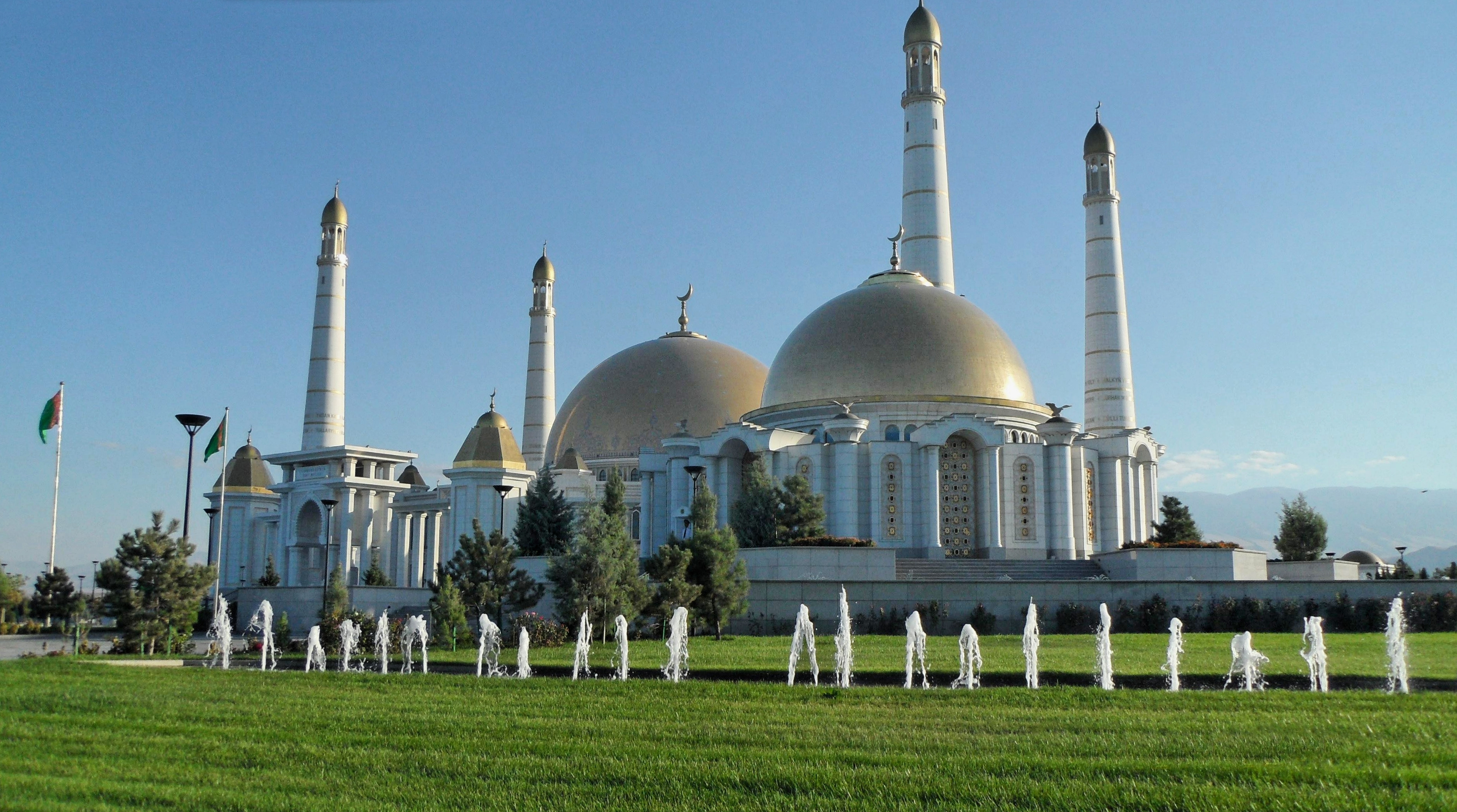 Цікаві факти про Туркменистан