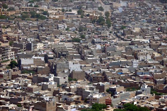 Карачі - одне з найбільших міст в Азії