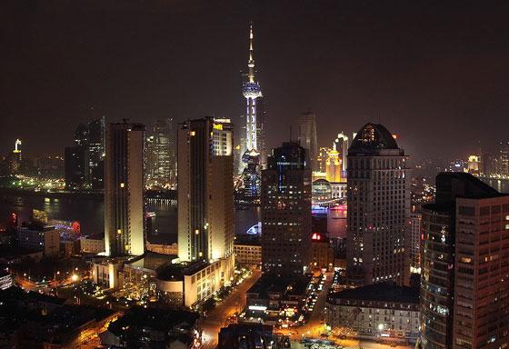 Красиве місто - Шанхай