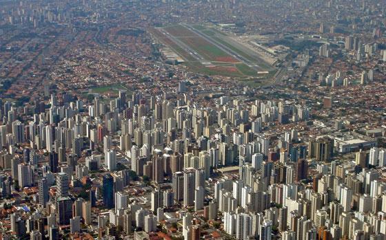 Сан-Паулу - місто контрастів