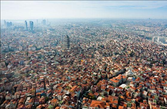 Найбільше місто в Європі - Стамбул