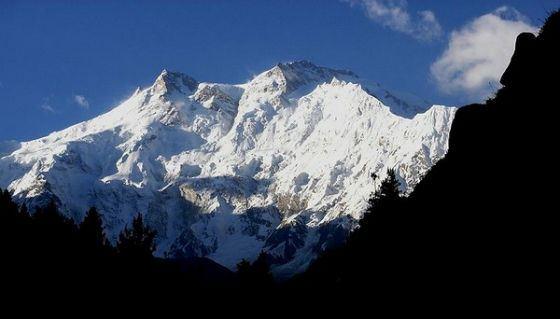 Найвищі гори у світі