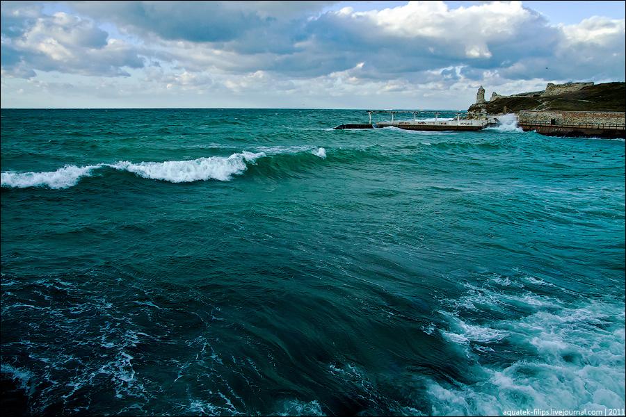Цікаві факти про Чорне море