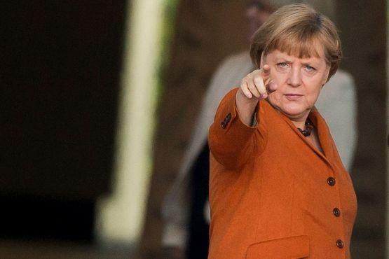 Цікаві факти про Ангелу Меркель