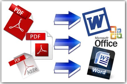 Як pdf перевести в word
