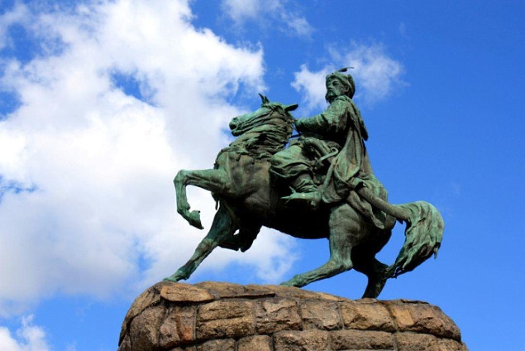 Пам'ятник Богдану Хмельницькому в Києві