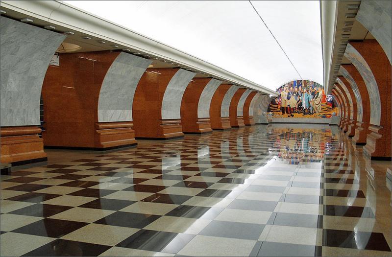 Станція метро Парк Перемоги