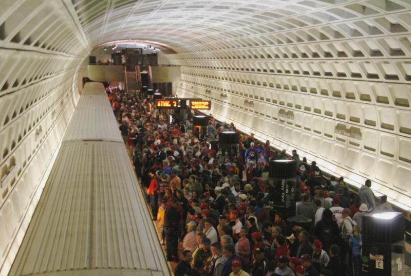 Станція метро Вашингтон Парк