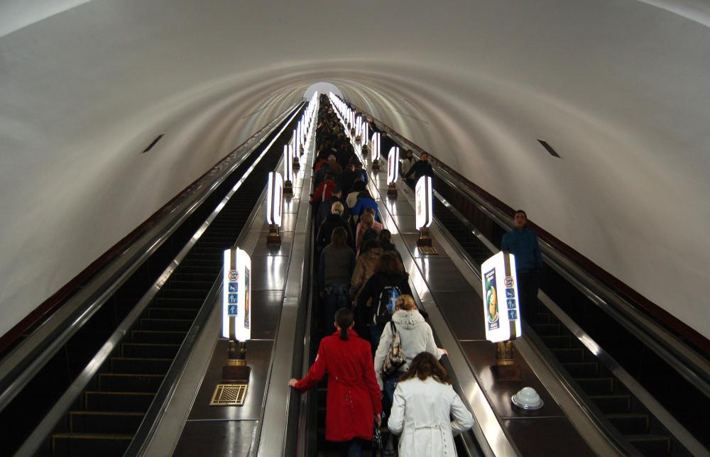 5 найглибших станцій метро в світі