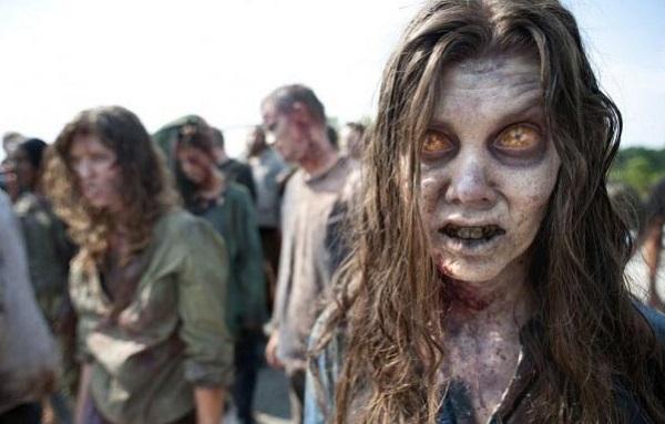 Цікаві факти про зомбі