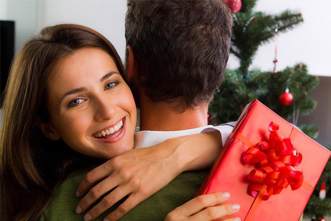Правильний вибір подарунку коханій на Новий Рік