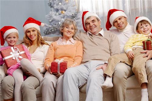 Подарунки родичам на Новий Рік 2017