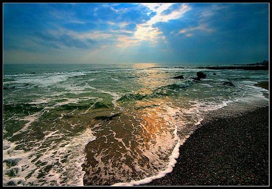 Чорне море не вважається найбільшим