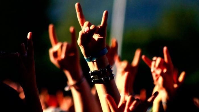 Цікаві факти про рок-музику