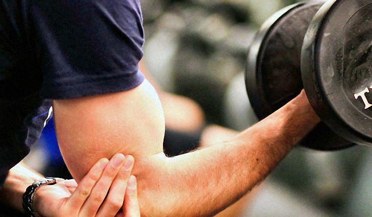 Як накачати м'язи рук в домашніх умовах