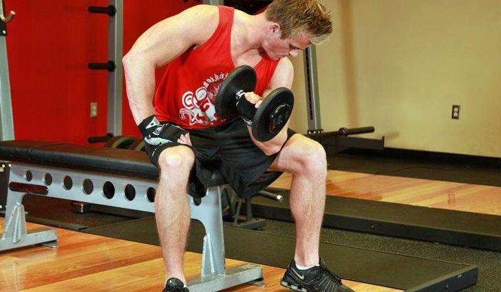Вправи для накачування передпліч