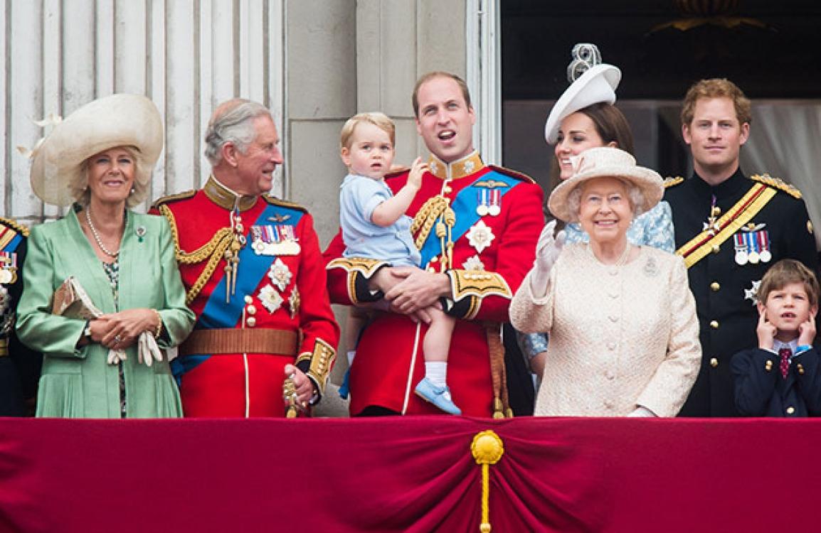 Цікаві факти про Британську монархію