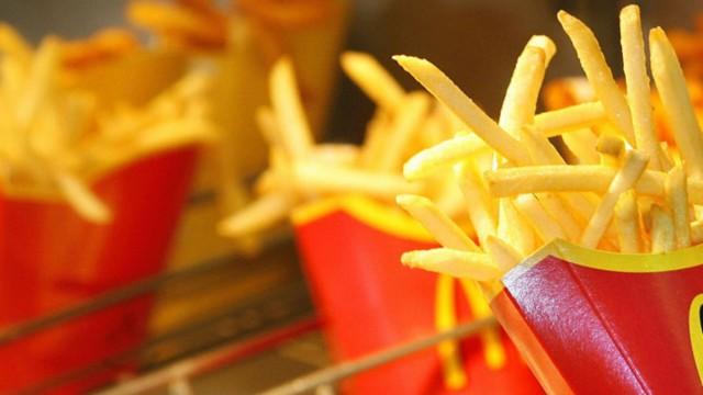 Цікаві факти про картоплю фрі