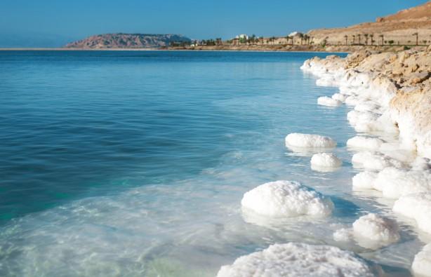 Цікаві факти про Мертве море