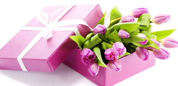 Поздоровлення коханої з 8 березня